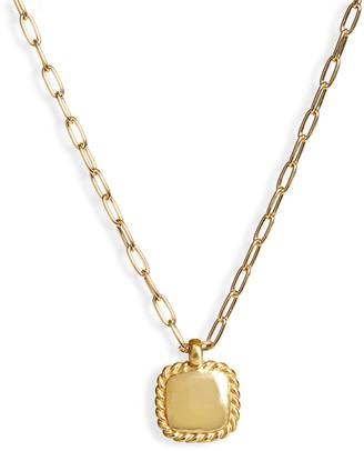 Laura Lombardi Stella Pendant Necklace
