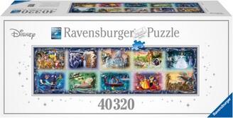 Disney Filmstrip Puzzle (40,320 pieces)