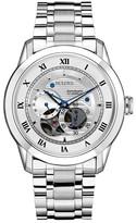 Bulova Men's BVA Series Dual Aperture Dial Watch