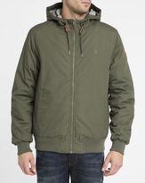 Element Green Dulcey Jacket
