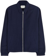 Folk Rab Indigo Cotton Jacket