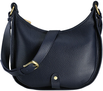 GiGi New York Lauren Medium Saddle Bag