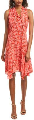 Diane von Furstenberg Carmen A-Line Dress