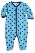 Petit Bateau Boy's Star Printed Bodysuit