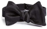 David Donahue Men's Silk Bow Tie