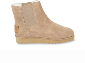 Les Tropéziennes Cirque Fleece-Lined Leather Ankle Boots