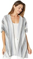 Thumbnail for your product : Rock and Roll Cowgirl Stripe Kimono B4K9941