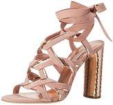 Casadei Women's 1l573 Wedge Heels Sandals pink Size: 6