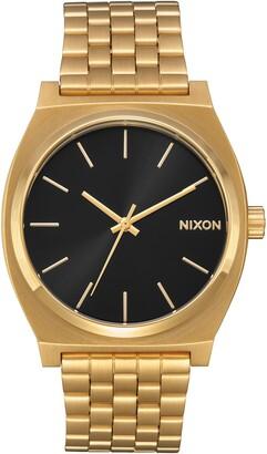 Nixon 'Time Teller' Bracelet Watch, 37mm