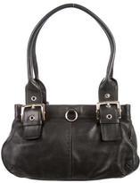 Sergio Rossi Leather Shoulder Bag