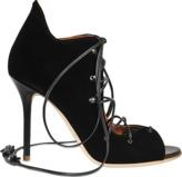 Malone Souliers Savannah velvet sandal
