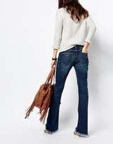 Current/Elliott Current Elliott Flip Flop Flare Jean