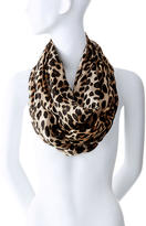 The Limited Leopard Printed Infinity Scarf