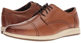 Dockers Patton (Butterscotch Bunished Polished Full Grain) Men's Lace up casual Shoes