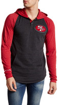 Mitchell & Ness NFL Home Stretch Long Sleeve Hoodie