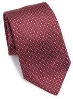 Armani Collezioni Starbust Silk Tie