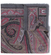 Brioni paisley scarf