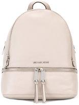 MICHAEL Michael Kors Rhea backpack - women - Leather - One Size