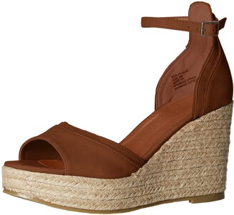 Coconuts by Matisse Women's BonVoyage Espadrille Wedge Sandal