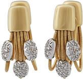 Marco Bicego 18k Multi-Strand Diamond Earrings