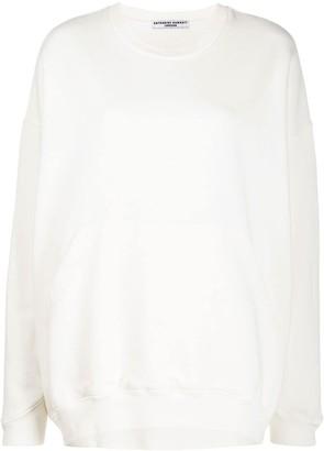Katharine Hamnett Joey big logo sweatshirt