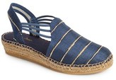 Toni Pons Women's 'Nantes' Silk Stripe Sandal