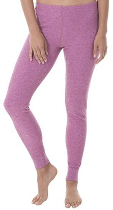 Fruit of the Loom Women's Thermal Waffle Bottom