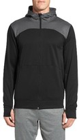 The North Face Men's 'Ampere' Zip Front Fleece Hoodie