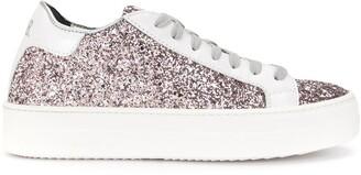 P448 Thea glitter sneakers