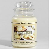 Yankee Candle Milk and Cookies 22 oz Housewarmer Jar Candle