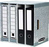 Fellowes System File Storage - Grey