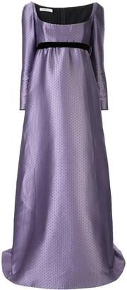 Philosophy di Lorenzo Serafini Empire Line Evening Dress