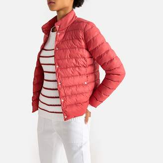 La Redoute Collections Short Padded Jacket with Press Studs