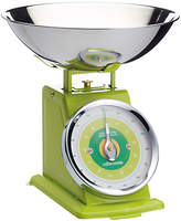 Colourworks Mechanical Kitchen Weighing Scales, Green