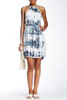 Gypsy 05 Gypsy05 Halter Belted Mini Dress