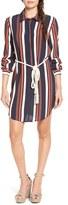 Tularosa Women's 'James' Stripe Shirtdress