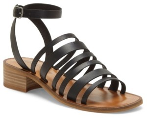 Lucky Brand Women's Firola Strappy City Sandals Women's Shoes