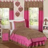 Sweet Jojo Designs Cheetah Girl Bedding Collection