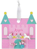 Accessorize 5x Princess Castle Ring Set