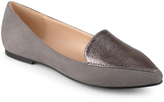 Journee Collection Gray Kinley Loafer