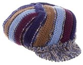 Missoni Multicolor Rib Knit Hat