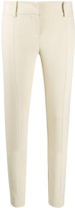 Patrizia Pepe Plain Skinny Trousers