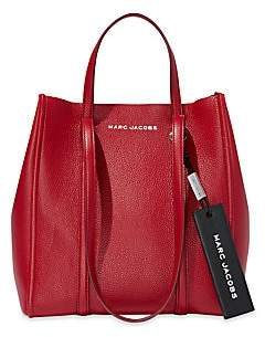 Marc Jacobs Women's The Tag Leather Tote