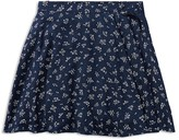 Ralph Lauren Girls' Floral Printed Skirt - Big Kid