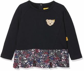 Steiff Baby Girls' Sweathirt 1/1 Arm Sweatshirt