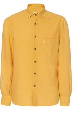 eidos Garment-Dyed Button-Front Shirt