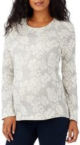 Women's Rosie Pope 'Emma' Print Maternity Sweater