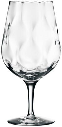 Orrefors Dizzy Diamond 24Oz Iced Beverage Glass