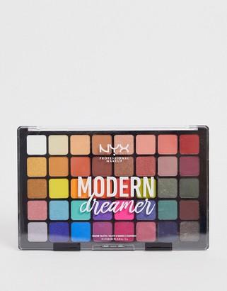 NYX Modern Dreamer Eyeshadow Palette