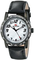 Seapro Women's SP5210 Bold Analog Display Quartz Black Watch